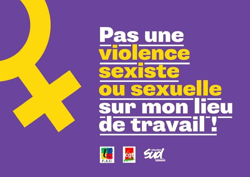 Le mercredi 25 novembre : journée internationale contre les violences faites (...)